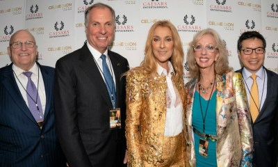 Caesars Entertainment Presents World-Renowned Singing Superstar Celine Dion at Tokyo Dome