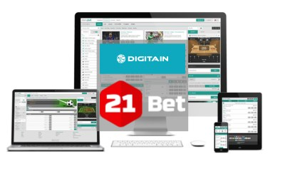 21Bet upgrades Sportsbook with Digitain