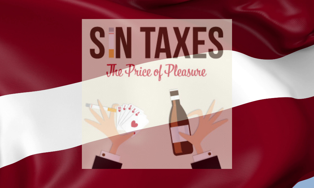 """Latvia to tap into """"sin taxes"""" to finance culture"""