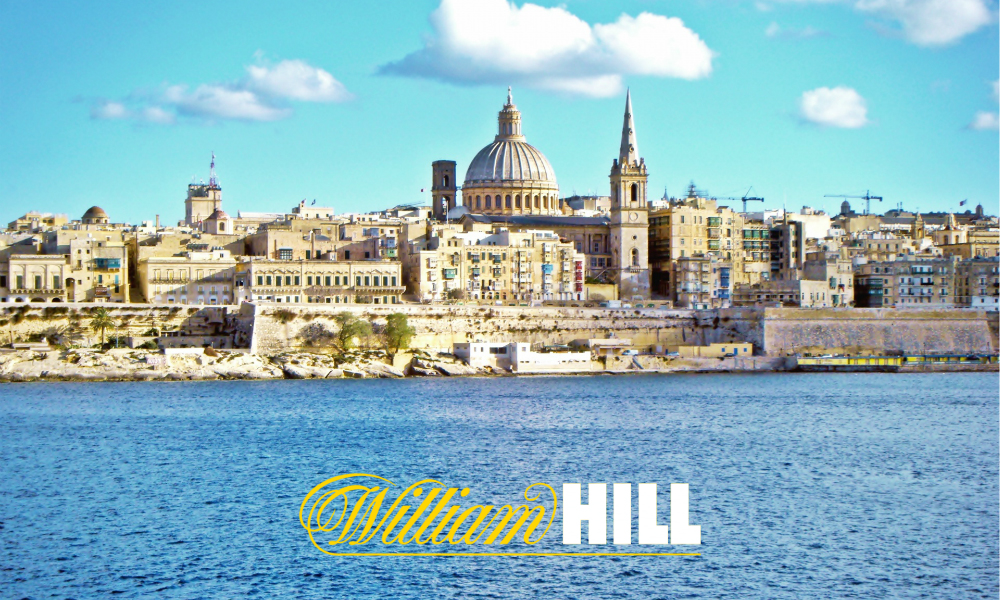 William Hill to open satellite office in Malta in prep for Brexit