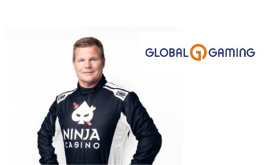 Global Gaming secures F1 celebrity driver Mika Salo as the face of Ninja Casino in Finland