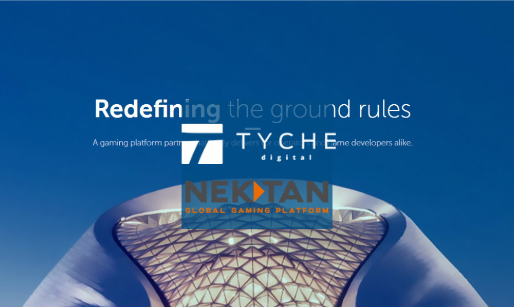 Nektan partners with Tyche Digital