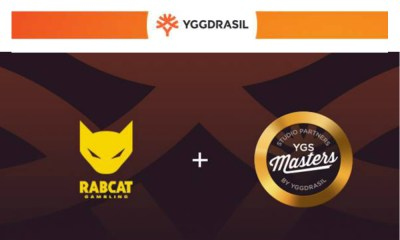 Rabcat latest to join Yggdrasil's blossoming YGS Masters