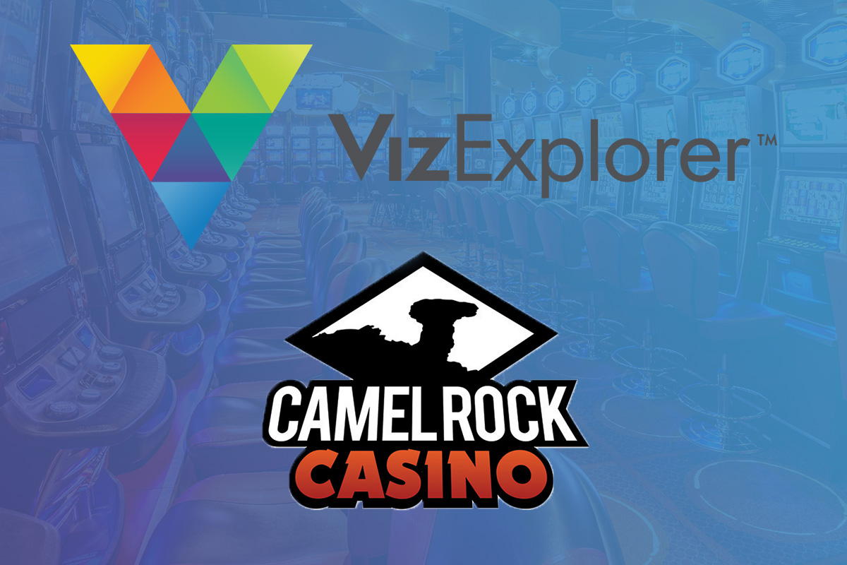 Camel Rock Casino Chooses VizExplorer