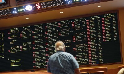 New Jersey Sports Betting Generates $3.5 Million In First Month Of Operation