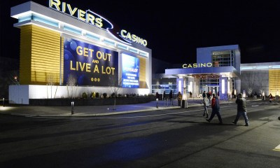 Rivers Casino posts gains in first half of 2018