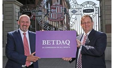 BETDAQ announces title sponsorship deal with Sunderland AFC