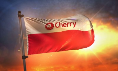 Poland's new licensed bookmaker: Cherry Online Polska