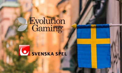 Evolution to partner with Svenska Spel in new Swedish gambling market