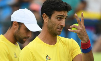 Tennis player Farah fined for gambling promotion