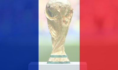 The French Are Setting Betting Records for the FIFA World Cup