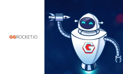 GGRocket Launches World's First Blockchain and AI Solution for the $50B Virtual Gaming Economy
