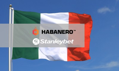 Habanero signs Stanleybet deal in Italy