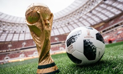 Online gambling is the runaway winner of this World Cup