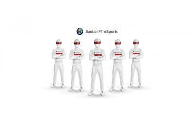 Alfa Romeo Sauber F1® Team launches eSports Team
