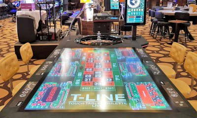EGT launch T-Line roulette in Hungary
