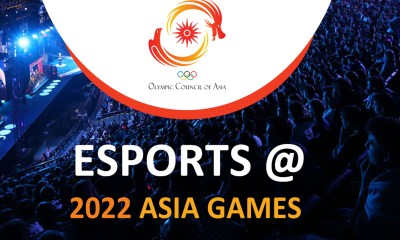 Talks about Esports inclusion in 2022 Asian Games surface again