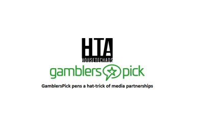 GamblersPick pens a hat-trick of media partnerships