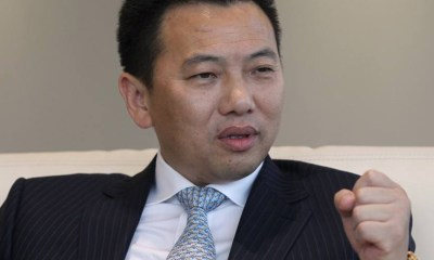 Missing Hong Kong casino chairman arrested in Cambodia