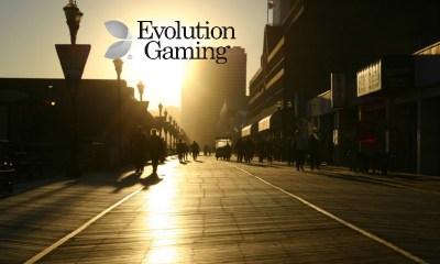 Evolution Live With First USA Live Casino Studio, Atlantic City, New Jersey