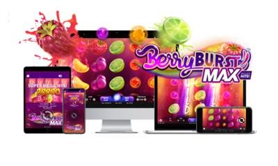 NetEnt launches Berryburst