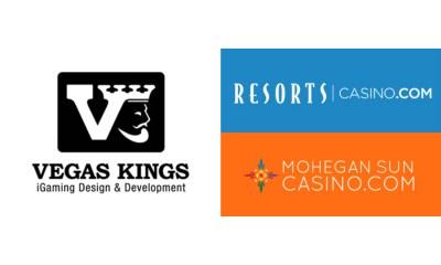 Vegas Kings renews Digital Creative Retainer with Resorts Casino and Mohegan Sun