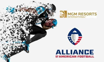 MGM Resorts International partners with The Alliance Of American Football