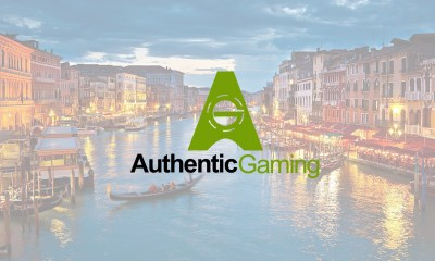 Authentic Gaming now available at SkillOnNet brands