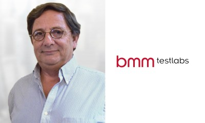 BMM Testlabs Welcomes Daniel Magarinos as Sales Manager, South America