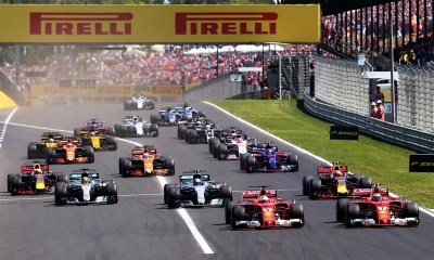 Formula 1 drivers joined by cricket and football stars for Virtual Grand Prix at Brazil's Interlagos