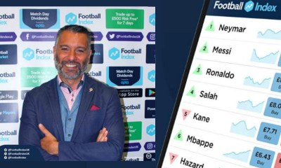 Guillem Balague signs for Football Index