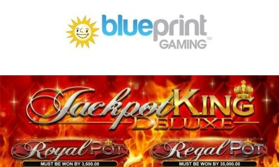 Blueprint Gaming raises the bar with Jackpot King Deluxe