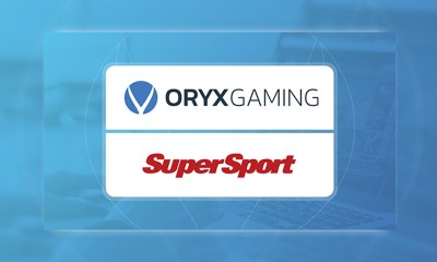 ORYX Gaming enters Croatian market with SuperSport.hr