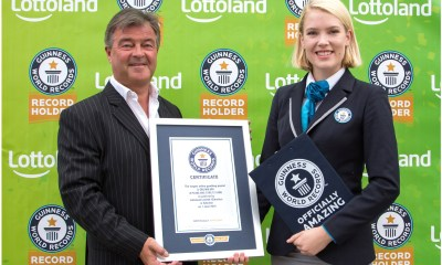 LOTTOLAND ACHIEVES GUINNESS WORLD RECORDS™ TITLE