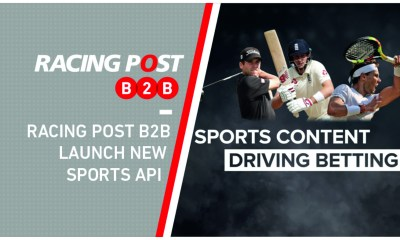 Racing Post B2B launch new Sports API