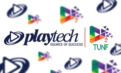 Tunf Adds Playtech Games to Their Online Slots Library