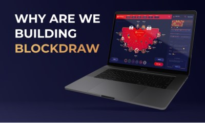 BLOCKDRAW using the benefits of Blockchain