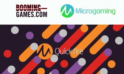 Booming Games partners Microgaming's Quickfire in distribution deal