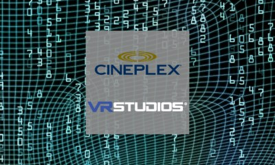 Cineplex Inc. and VRstudios Inc. Announce Partnership