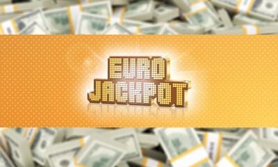 German customer wins 31 Million Eurojackpot