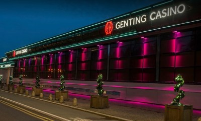 Genting Casino Westcliff begins multi-million-pound refurbishment