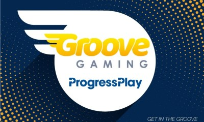 Groove Gaming progresses into the groove with ProgressPlay