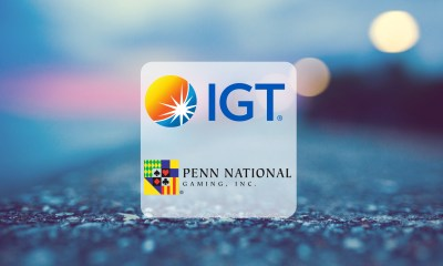 IGT Signs Digital Platform and Content Agreement with Penn National Gaming for Online Gaming in Pennsylvania