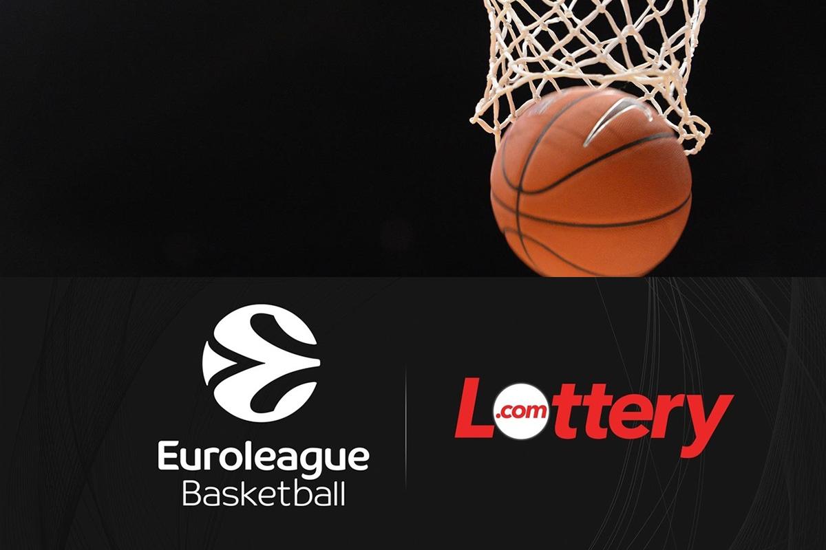 Lottery.com and EuroLeague Basketball Sign Three Year Premier Partnership Deal