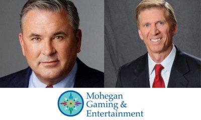 Mohegan Gaming & Entertainment Completes Executive Leadership Team Build Out with Seasoned Global Talent