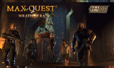Max Quest: Wrath of Ra at Juicy Stakes Casino