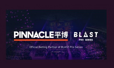 Pinnacle bags official betting partner deal with Blast Pro Series