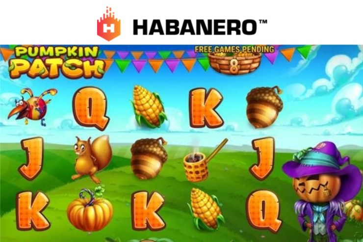 Habanero gives players the chance to Hallo-WIN with launch of Pumpkin Patch