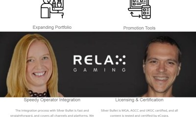 Relax Gaming Bolsters Partner Program with Two New Hires