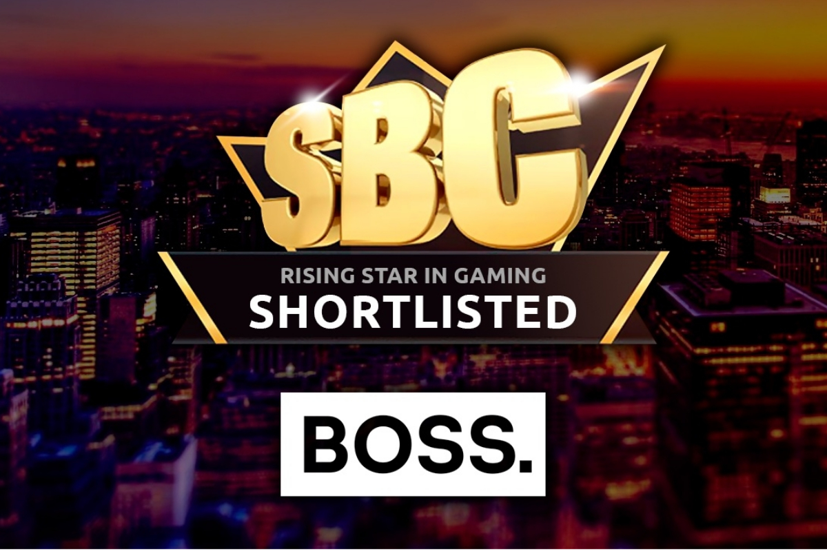 BOSS. Gaming is Shortlisted at the SBC AWARDS